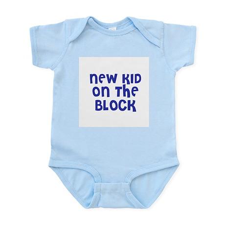 New Kid on the block Infant Creeper