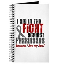 In The Fight 1 PD (Aunt) Journal