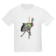 carousel cassowary T-Shirt