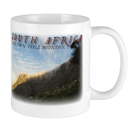 Table Mountain Mug