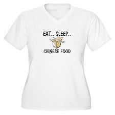 Eat ... Sleep ... CHINESE FOOD T-Shirt