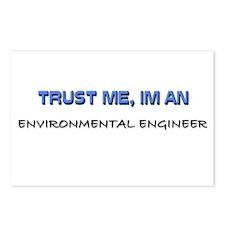 Trust Me I'm an Environmental Engineer Postcards (