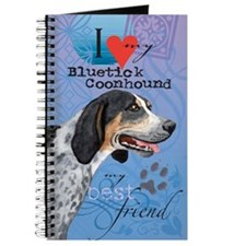 Bluetick Coonhound Journal