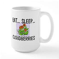 Eat ... Sleep ... CLOUDBERRIES Mug