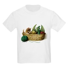 Y is for Yarn Kids T-Shirt