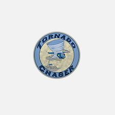 Tornado Chaser Mini Button