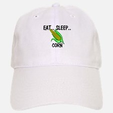 Eat ... Sleep ... CORN Baseball Baseball Cap