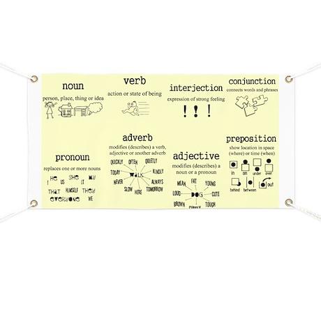 The Grammar Banner
