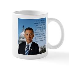 Inaugural Oath Mug