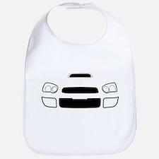 Funny Subarus Bib
