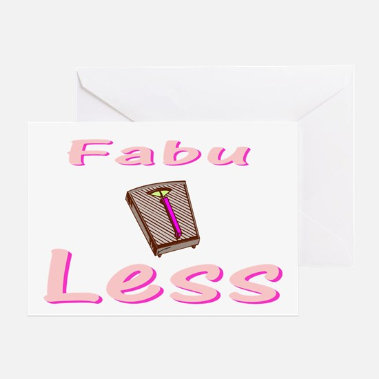 FabuLESS Greeting Card