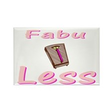 FabuLESS Rectangle Magnet (10 pack)