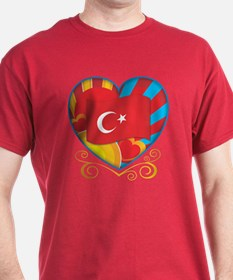 Turkish Heart T-Shirt