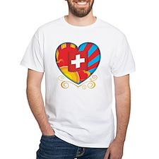 Swiss Heart Shirt