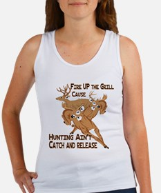 Fire Up the Grill Women's Tank Top