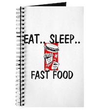 Eat ... Sleep ... FAST FOOD Journal