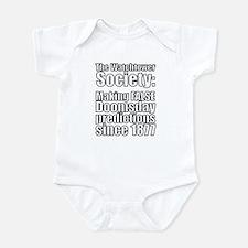 Anti-Watchtower Infant Bodysuit