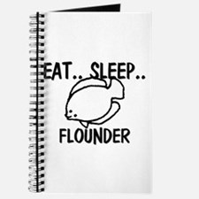 Eat ... Sleep ... FLOUNDER Journal