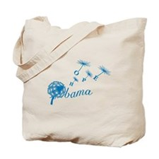 Obama Seeds Hope Tote Bag