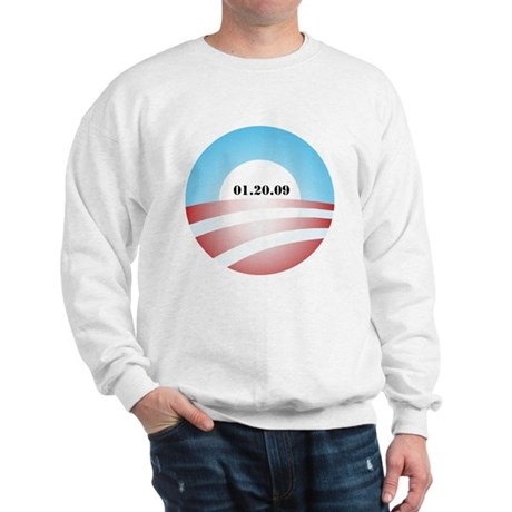 Obama Inauguration Logo 01.20 Sweatshirt
