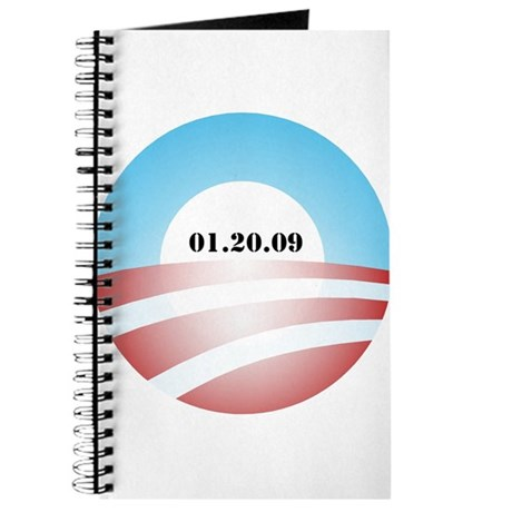 Obama Inauguration Logo 01.20 Journal