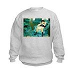 Little Girl Kids Sweatshirt