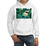 Little Girl Hooded Sweatshirt