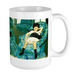Little Girl Large Mug