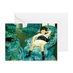 Little Girl Greeting Cards (Pk of 10)