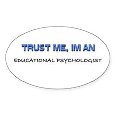 Trust Me I'm an Educational Psychologist Decal