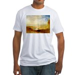 Distant Fitted T-Shirt
