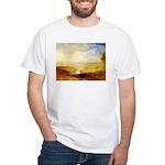 Distant White T-Shirt