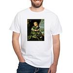Lezcano White T-Shirt