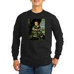 Lezcano Long Sleeve Dark T-Shirt