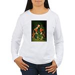 Sdemorra Women's Long Sleeve T-Shirt