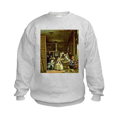 Meninas Kids Sweatshirt