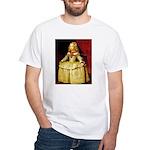 Infanta White T-Shirt