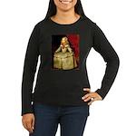 Infanta Women's Long Sleeve Dark T-Shirt