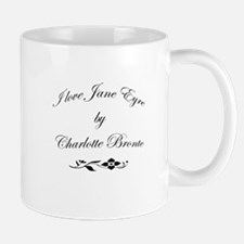 I love Jane Eyre Small Small Mug