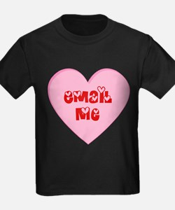 Email Me Valentine Heart T