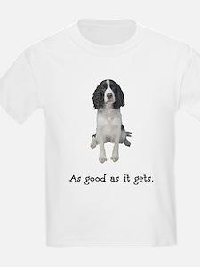 Good Springer Spaniel T-Shirt