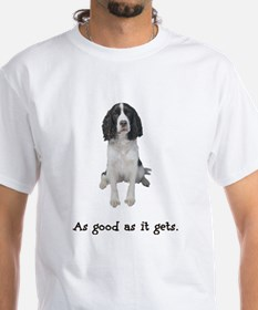 Good Springer Spaniel Shirt