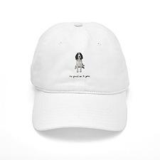 Good Springer Spaniel Baseball Cap