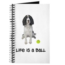 Springer Spaniel Life Journal