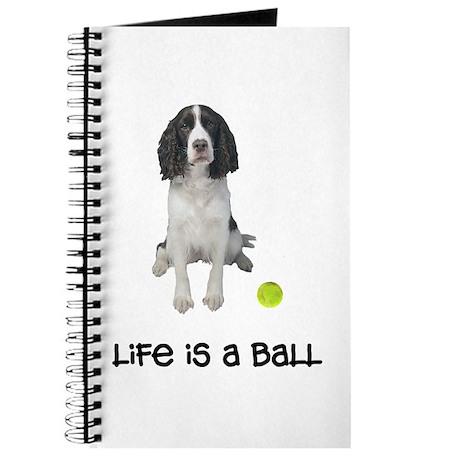 Springer Spaniel Life Journal