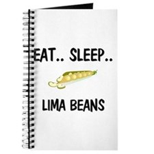 Eat ... Sleep ... LIMA BEANS Journal