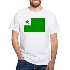 Esperanta Flago Shirt
