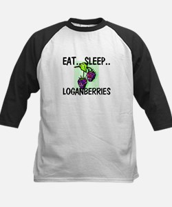 Eat ... Sleep ... LOGANBERRIES Tee