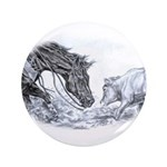 """Cutting Horse 3.5"""" Button (100 pack)"""