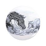 "Cutting Horse 3.5"" Button"